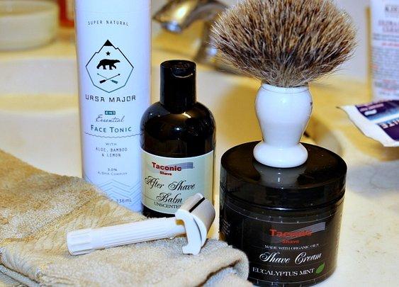 On Shaving