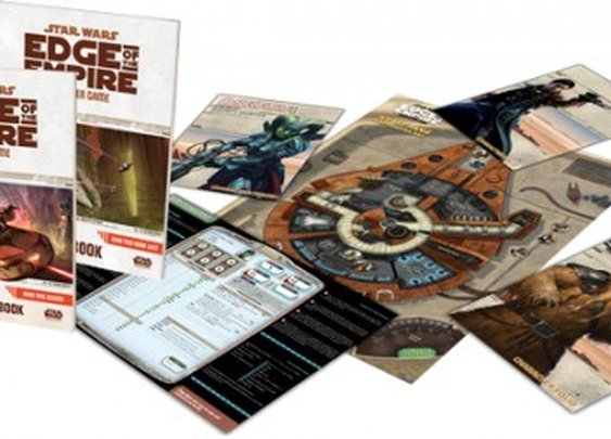 Star Wars: Edge of the Empire Tabletop Game Review