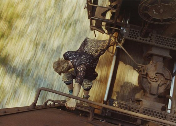 """A Period of Juvenile Prosperity"": life as a freight train hopper"