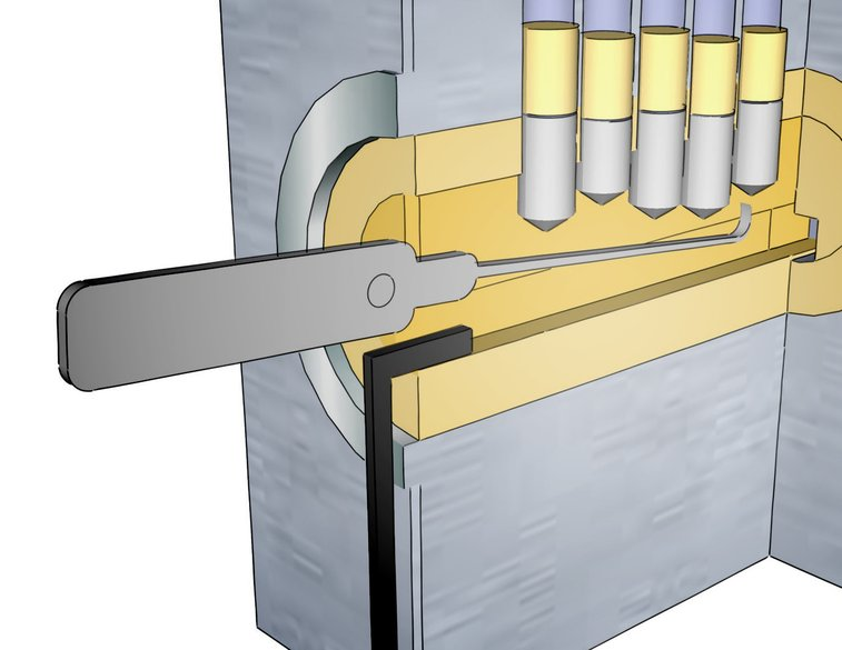 How to Pick a Lock: 9 steps - wikiHow