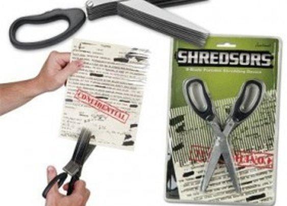 Shredsors Scissors