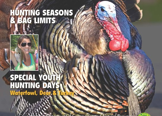 Hunting Seasons and Bag Limits - Alabama Department of Conservation and Natural Resources