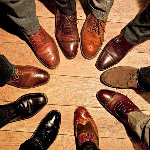 The art of classic shoes