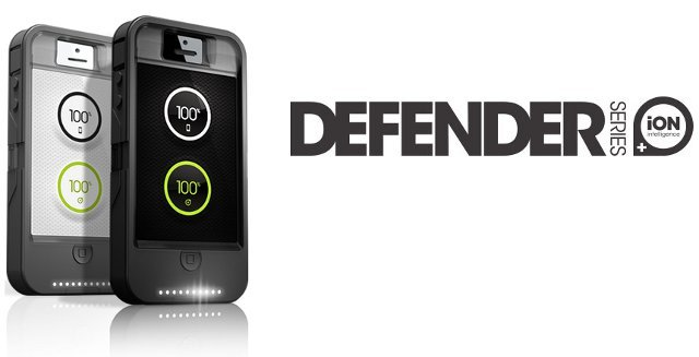 Otterbox Battery Case - Defender iON