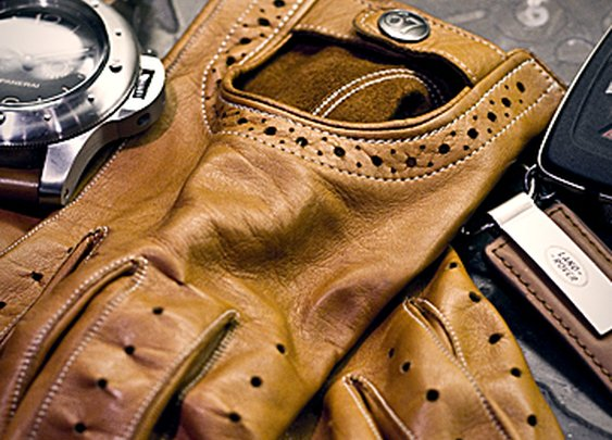 Gloves + Panerai