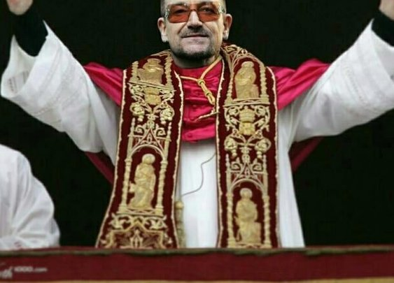 Nominated for Pope 2013, on Facebook -> http://entertrainer.tv/2013/03/nominalizati-la-papa-2013-pe-facebook-2/