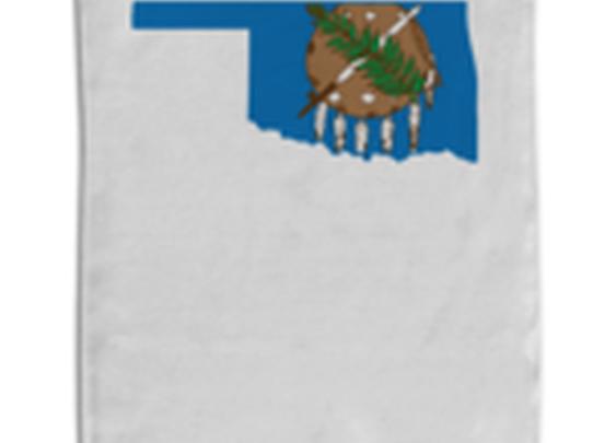 The Oklahoma Tank Top – Campus Retro