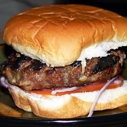 Bruce's Big Burger