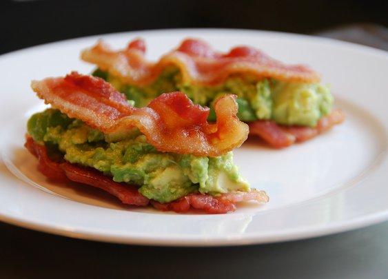 Bacon & Guacamole Sammies Don't these bacon and... | Award-Winning Paleo Recipes | Nom Nom Paleo