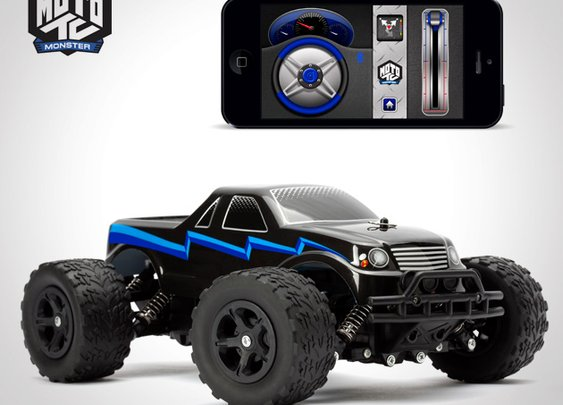 MOTO TC Monster Truck ($60.00)