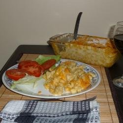 Mighty Fine Baked Macaroni and Cheese