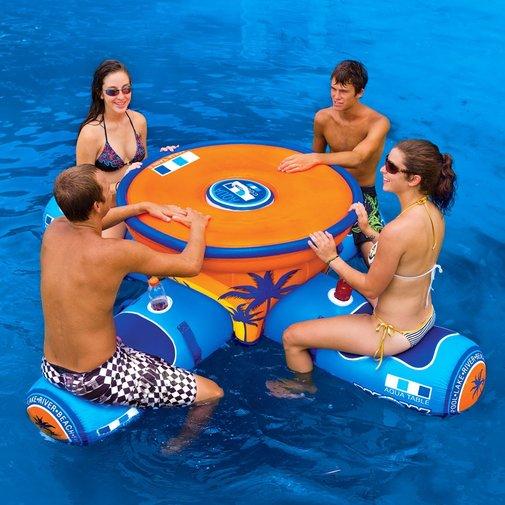 Sports Floating Aqua Table