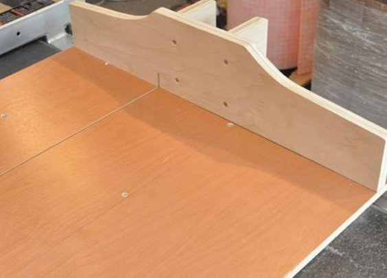 How to Make an Easy, Accurate Table Saw Sled - One Project Closer