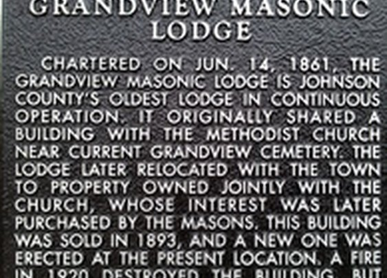 - Grandview Masonic Lodge