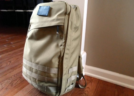 First Look: GoRuck GR1 Coyote Limited Edition | Loaded Pocketz