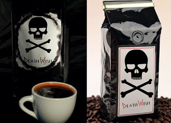 Death Wish Coffee - World's Strongest Coffee