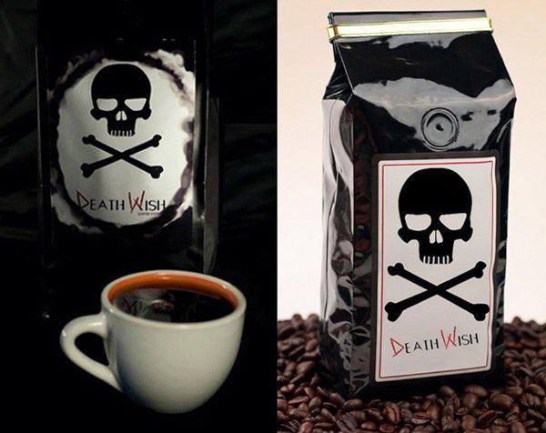 Death Wish Coffee - World's Strongest Coffee