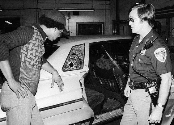 The Tragic Death of Lyman Bostock