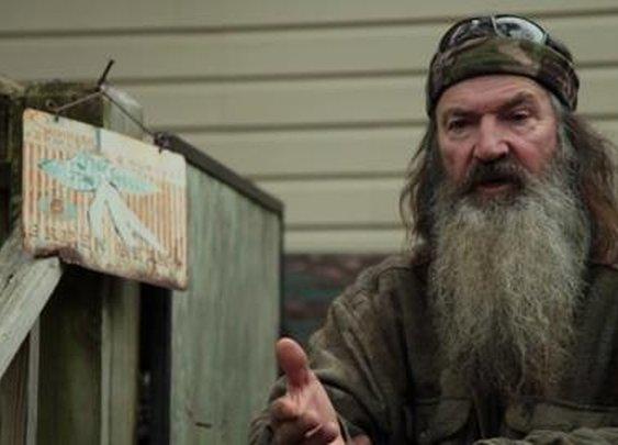 Phil Robertson's testimony