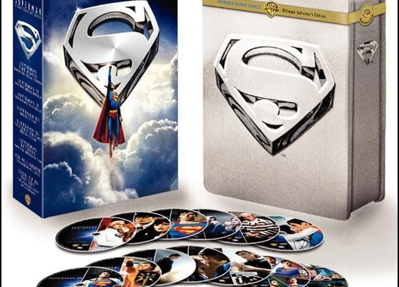 Superman Ultimate 14-Disc Collector Edition DVD