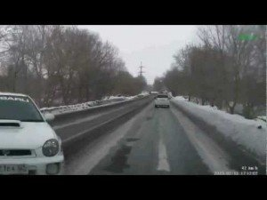 Meanwhile in Russia: Overtaking Like a Boss