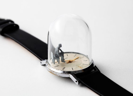 Dominic Wilcox Watch Sculptures | That Should Be Mine