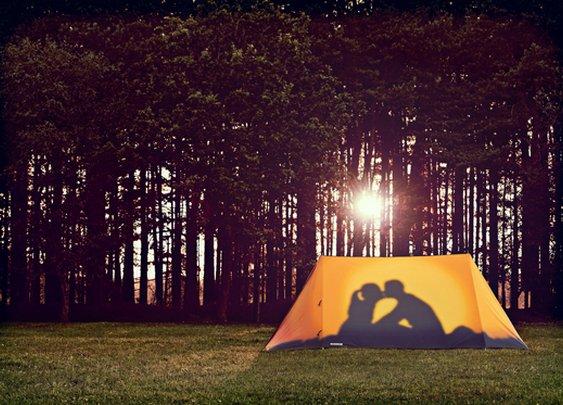 Fieldcandy Tent: Get a Room