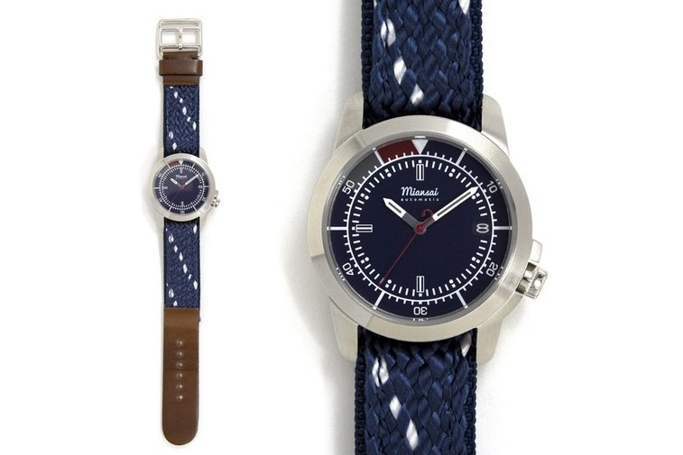 Miansai M3 Navy Watch