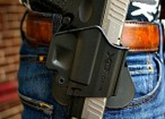 Tactical Belt-Saddle Brown