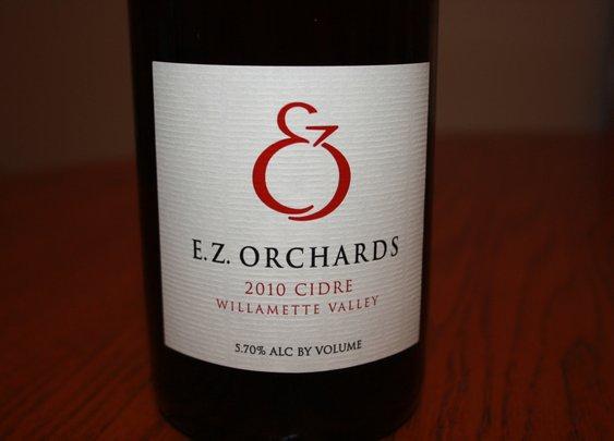 E.Z. Orchards – 2010 Cidre | Cider Monger