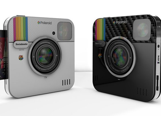 No Joke: Polaroid Plans To Produce The Instagram Camera By 2014 | Co.Design: business + innovation + design