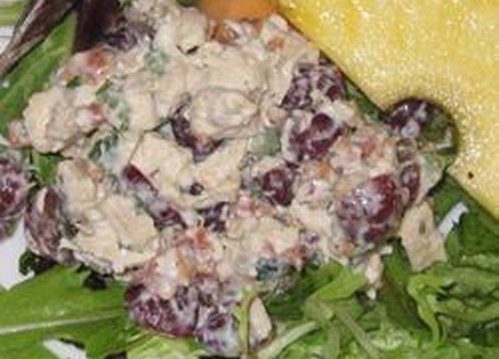 Chicken Salad a la Rich