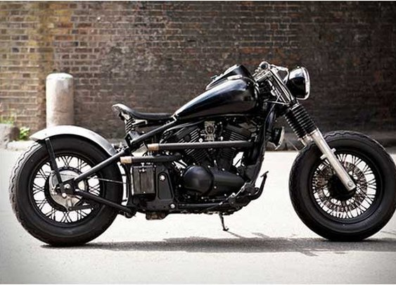 Untitled Motorcycles Brings Bobber Kong To Life (Custom Motorbike) | Rides | CoolPile.com