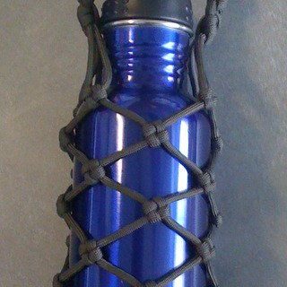 Paracord Wrap Bottle