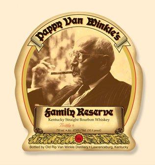 Pappy Van Winkle's Family Reserve 23yr | Old Rip Van Winkle