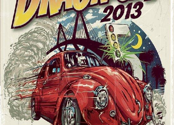 VW Drag Night 2013