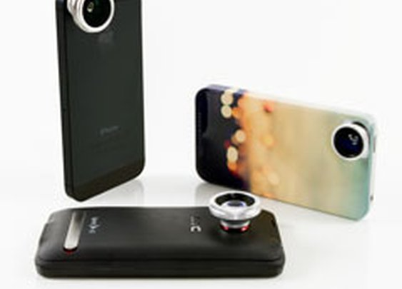 Smart Phone Camera Lenses