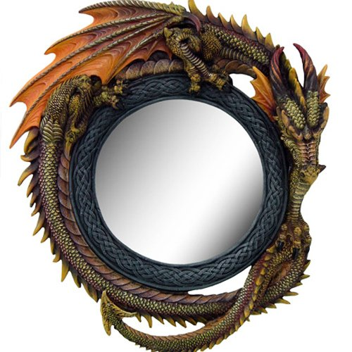 Cagon - Dragon Wall Mirror
