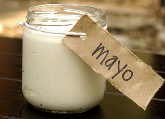 The Secret to Homemade Mayo? Patience. | theclothesmakethegirl
