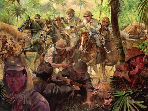 Huckberry   The Last U.S. Cavalry Charge