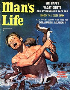 Weasels Ripped My Flesh – The Allure of Pulp Magazines   Manly Adventure