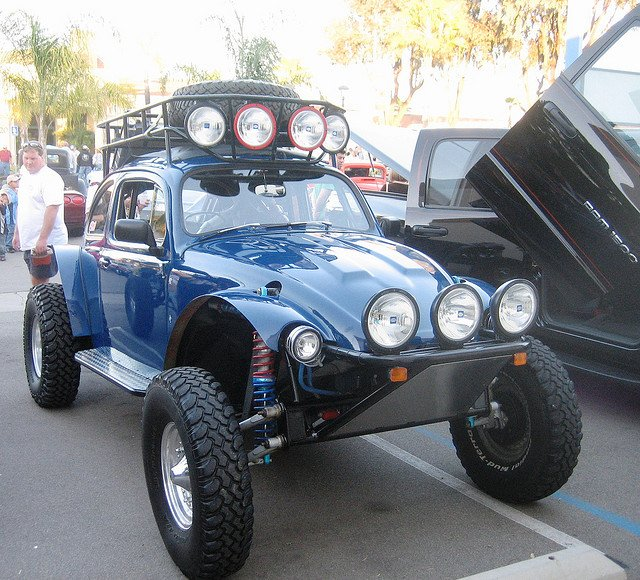 VW Beetle Off-Road Baja Bug | Flickr - Photo Sharing!