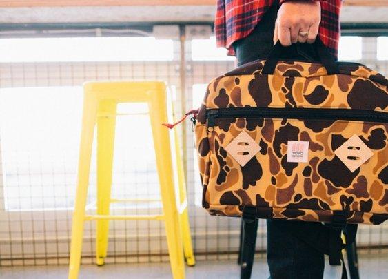 Mountain Briefcase by Topo Designs