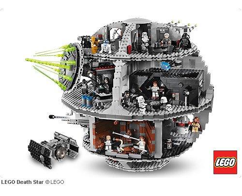 LEGO: Star Wars Death Star Brickset