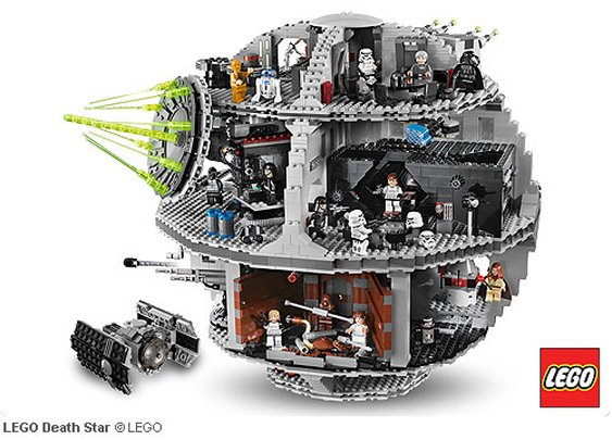 LEGO: Star Wars Death Star Brickset