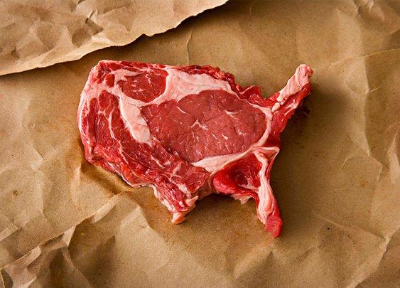 Meat America | Cool Material