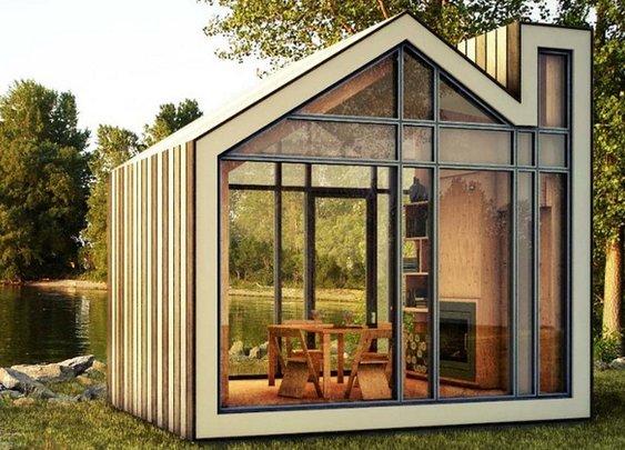 Bunkie Outdoor Cabin