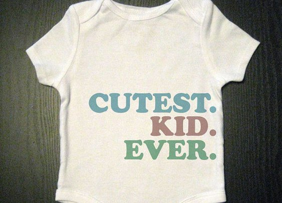 Cutest Kid Ever Bodysuit