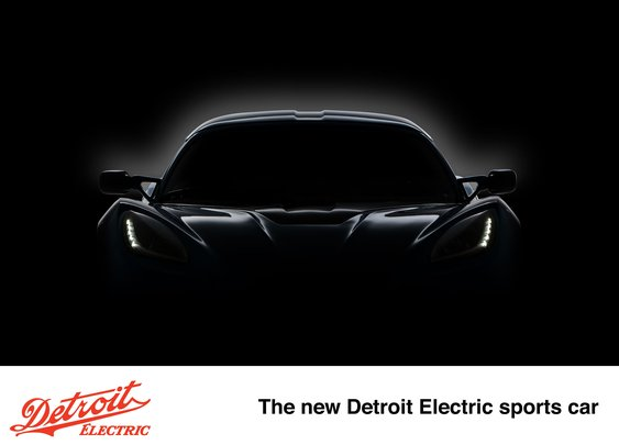 The next electric sports car