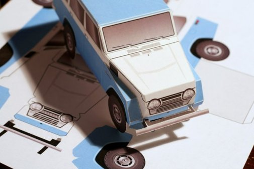 Man Rig, PaperEdition | Moldy Chum